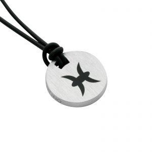 Fische Sternzeichen Anhänger 925er Silber