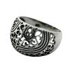 Ornament Ring 925er Silber