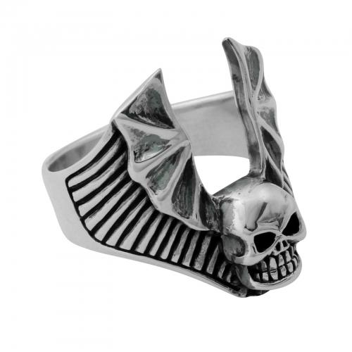 Fledermaus Ring 925er Silber