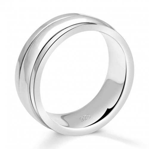 Ring Drehbar 925er Silber