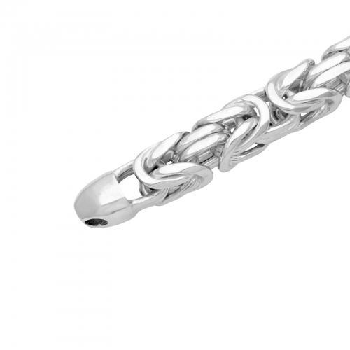 Königsarmband 16mm 925er Silber