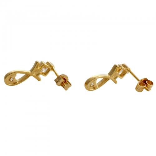 Ohrstecker 585er Gold