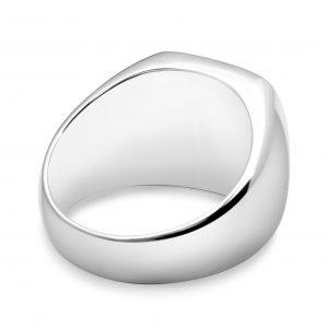 Siegelring Lapislazuli 925er Silber