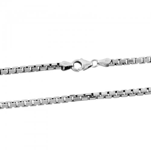 Venezianerkette 3mm 925er Silber