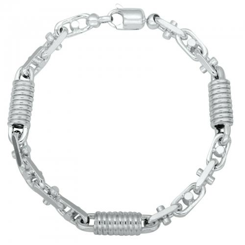 Monte Carlo Armband 7mm 925er Silber