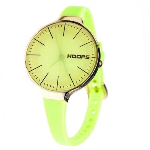 Hoops Damen Uhr Hellgrün