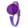Hoops Damen Uhr Violett