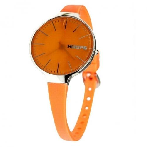 Hoops Damen Uhr Orange