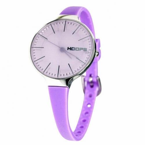 Hoops Damen Uhr Pink