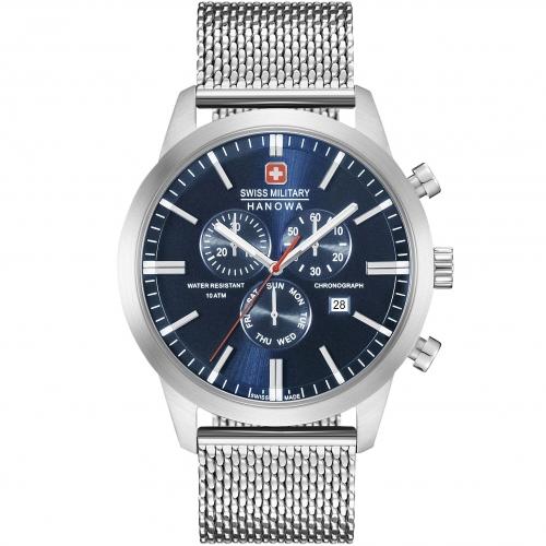 Swiss Military Hanowa Schweizer Uhr Nautila Gents