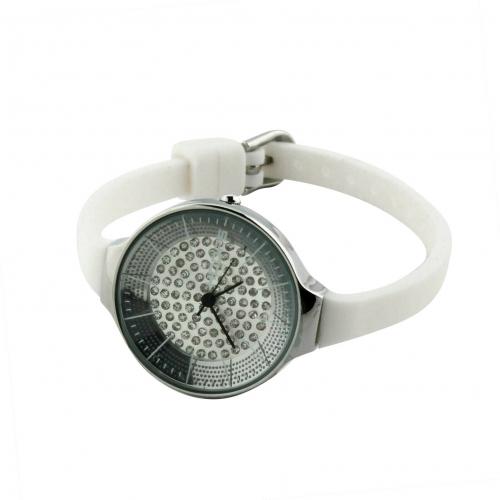 Hoops Damen Uhr Weiß