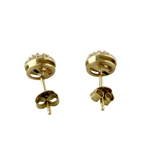 Ohrstecker 585er Gold