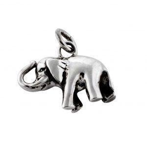 Elefant Anhänger 925er Silber