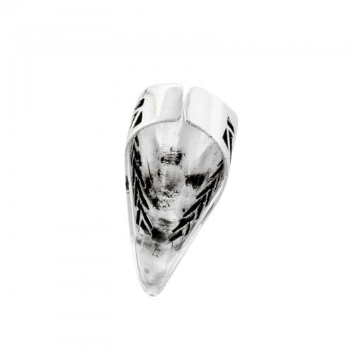 Vollfingerring 925er Silber