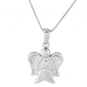 Engel Anhänger 925er Silber