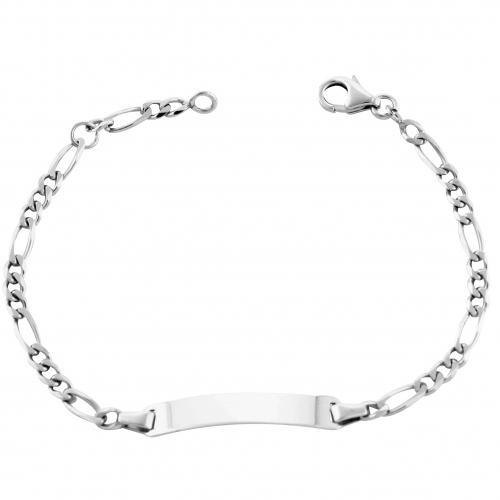 Kinderschmuck Gravur Armband 925er Silber