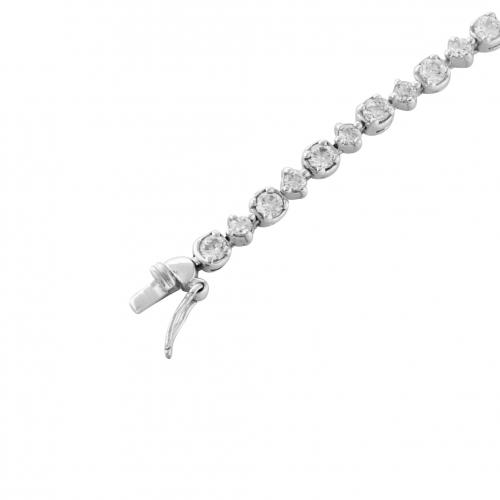 Tennisarmband 925er Silber