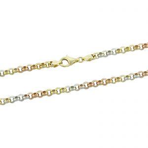 Erbsarmband 585er Vergoldet