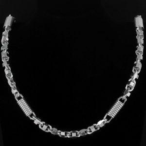 Monte Carlo Rund 11mm Massiv 925 Silber Echtschmuck Silberschmuck