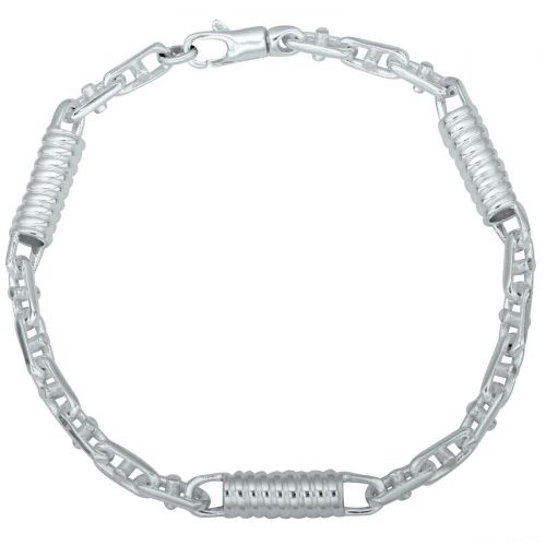 Monte Carlo Armband 6mm 925er Silber