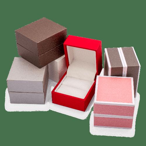 Ringbox-verpackung