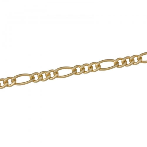 Figaroarmband 5mm 585er Gold