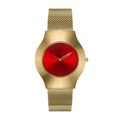 STORM London NEW ION MESH GOLD RED 47453