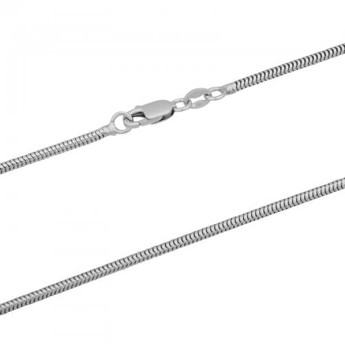 Schlangenkette 2mm 925er Silber