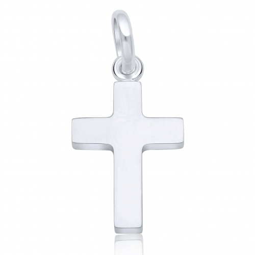 Kreuz Klein 925er Silber