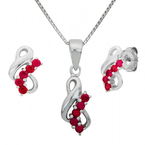 Violin Schmuck Set