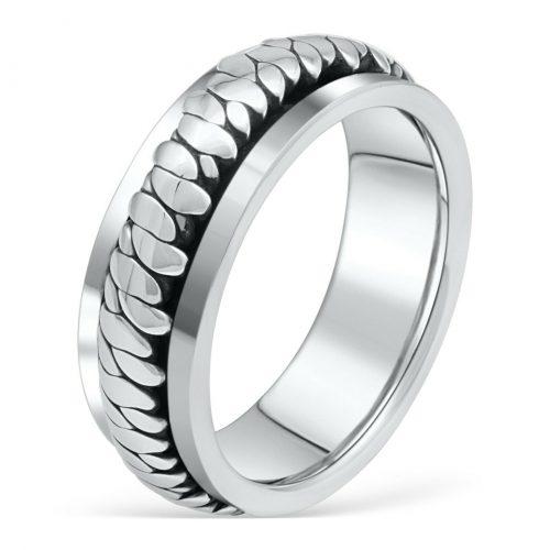 Ring Drehbar Verzierung -01