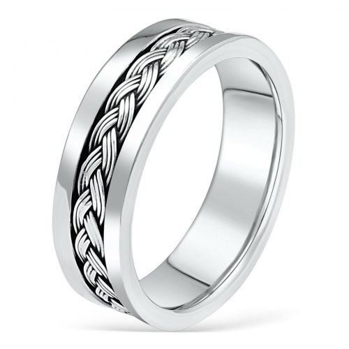 Ring Flechtmuster -1