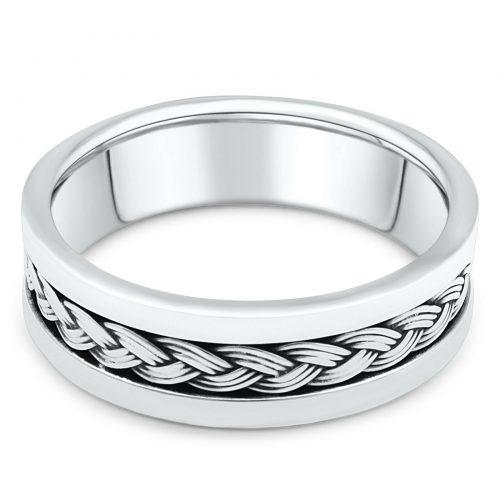 Ring Flechtmuster -2