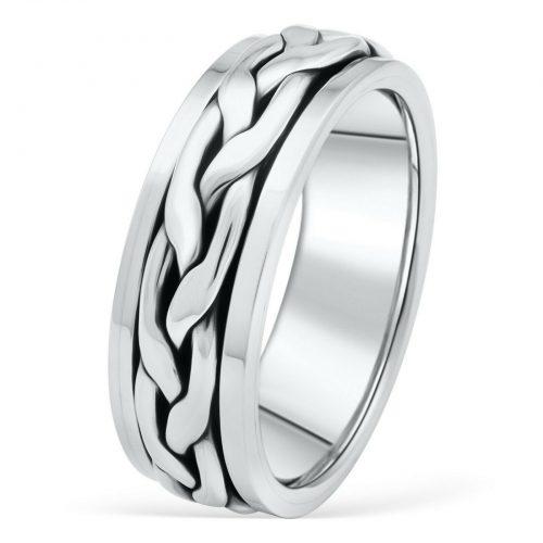 Ring Geflochten-1
