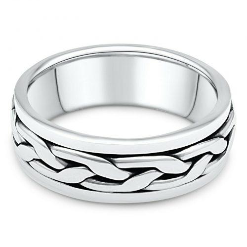 Ring Geflochten-2