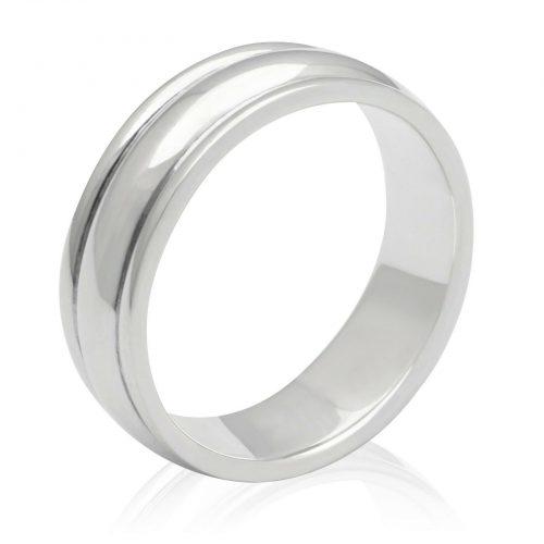 Ring Schlicht -1