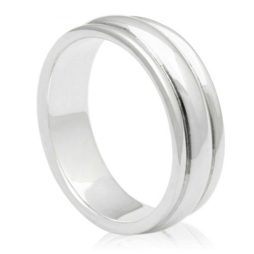 Ring Schlicht -2
