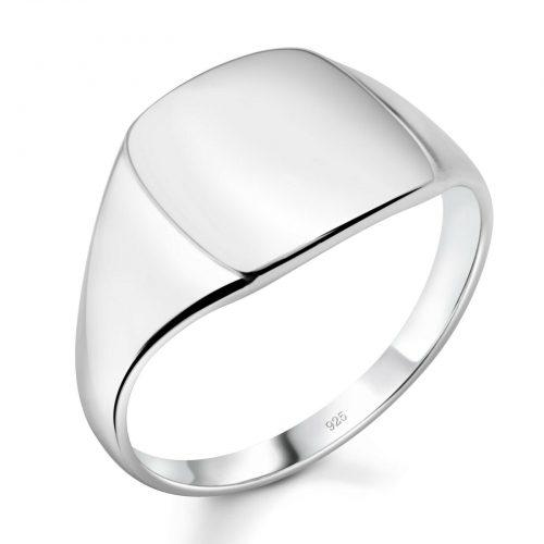 Siegelring 925er Silber - 1