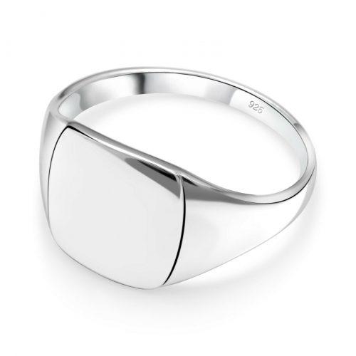 Siegelring 925er Silber - 3