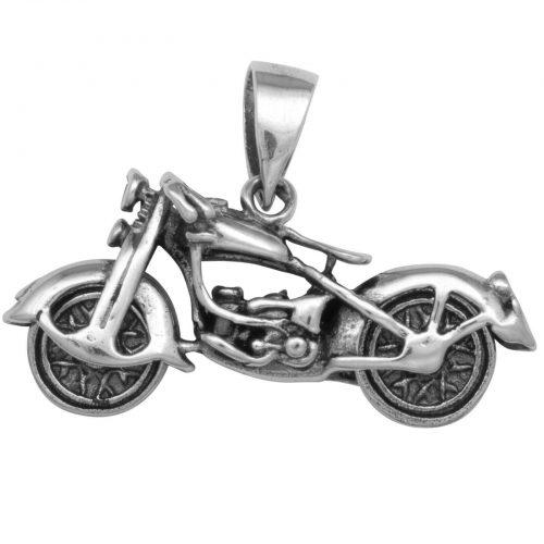 Motorrad Chopper-2